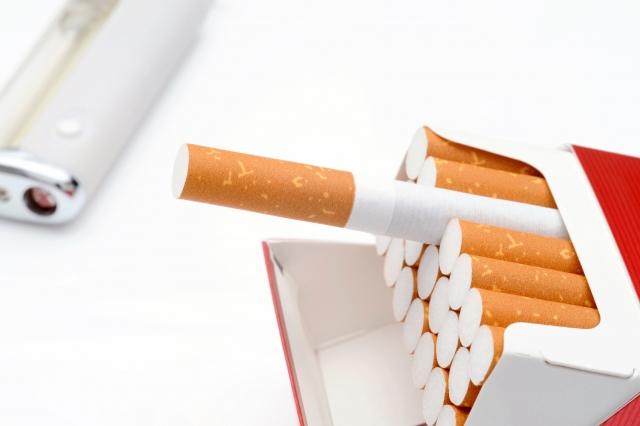 ニキビ・ニキビ跡とタバコ